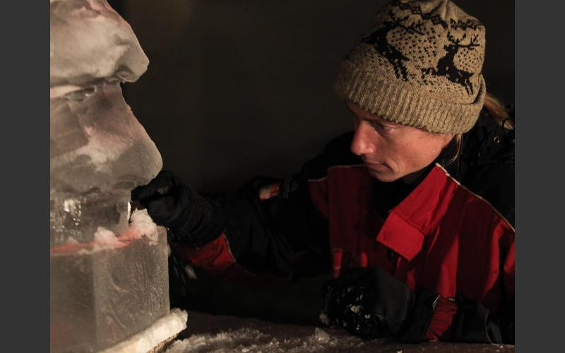 Ice concentration